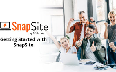 Getting Started With SnapSite
